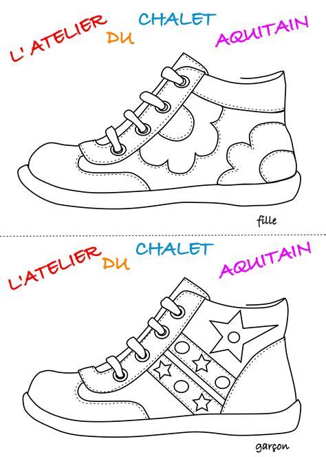 cours de cuisine rennes chaussure basket a colorier