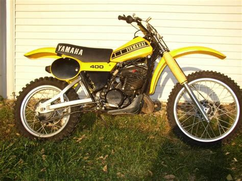 buy  yamaha yz rare survivor   motos