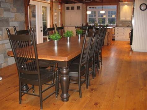 table de cuisine bois table de cuisine en bois atelier meuble rustique