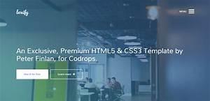25 Best Free HTML5 Templates