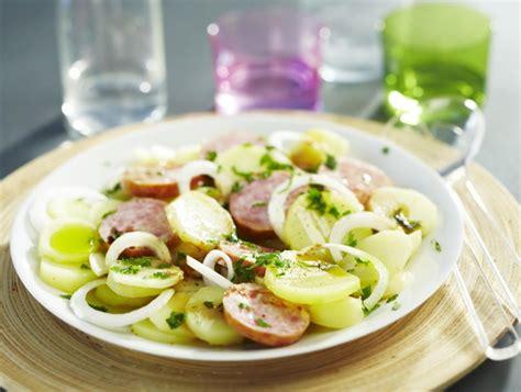 salade de pommes de terre 224 la lyonnaise maggi france