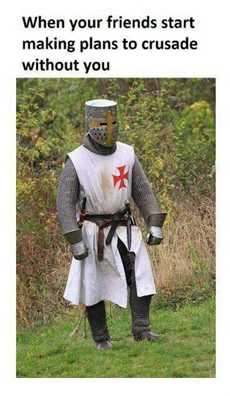 Crusader Memes - 27 best images about deus vult on pinterest against jokes and knight