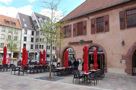le restaurant l ancienne douane ouvre ses portes