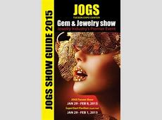 JOGS Show Guides 2018 JOGS Tucson Gem And Jewelry Show In AZ