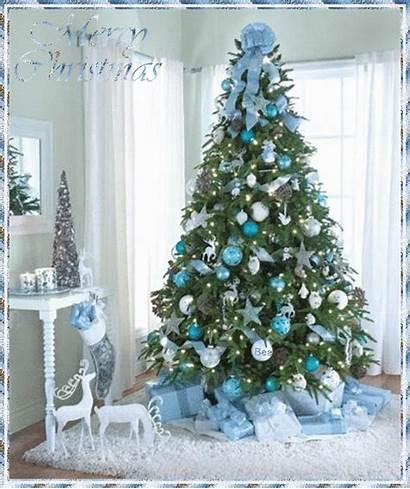 Christmas Tree Decorations Silver Trees Inspiration Decorating