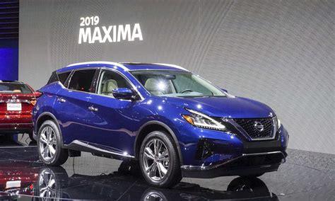 Update Motor Show 2019 :  2019 Nissan Murano
