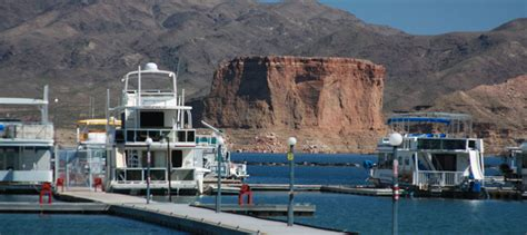 Lake Mohave Boat Slip Rentals by Marinas Lake Mead National Recreation Area U S