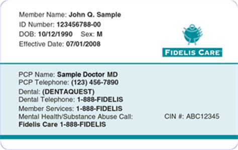 fidelis care phone number nys medicaid managed care pharmacy benefit information