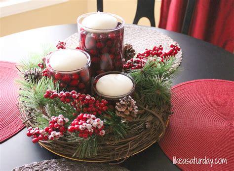 10 Diy Christmas Centerpiece Ideas