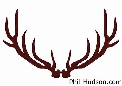 Reindeer Antlers Antler Clip Deer Clipart Christmas