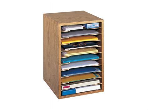 etagere classeur pour bureau classeur vertical pour bureau biblio rpl ltée