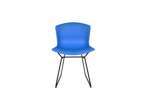 buy the knoll studio knoll bertoia plastic side chair