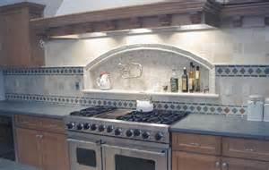 Limestone Backsplash Kitchen Kitchen Remodel Designs Tumbled Marble Backsplash