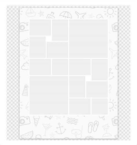 template maker 25 photo collage templates psd vector eps ai indesign free premium templates