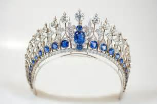 unique earrings the 10 most amazing royal sapphire tiaras of all time
