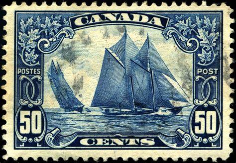 Bluenose (postage Stamp)
