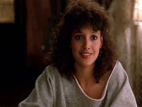Flashdance Jennifer Beals Crochet Dress Amber Rose Nud