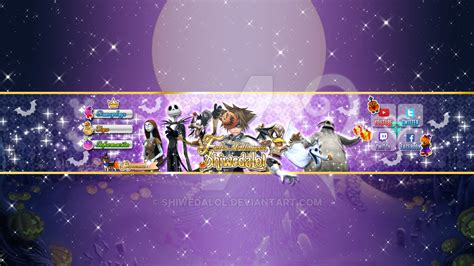 halloween youtube banners festival collections