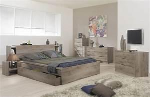 Lit En Palette Avec Rangement : 26 t tes de lit avec rangement int gr pour votre chambre des id es ~ Melissatoandfro.com Idées de Décoration