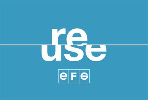 EFG Reuse