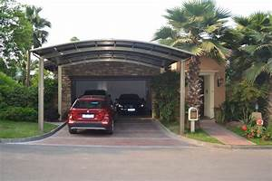 Carport Vor Garage : read this before you build your prefabricated garage kit ~ Sanjose-hotels-ca.com Haus und Dekorationen