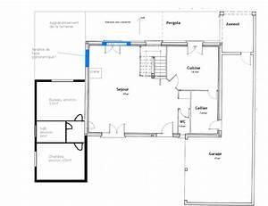 besoins d39avis sur le plan d39une extension 12 messages With plan agrandissement maison gratuit