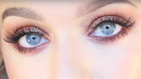 And Blue Eye by Makeup Tutorial For Blue Fashionista