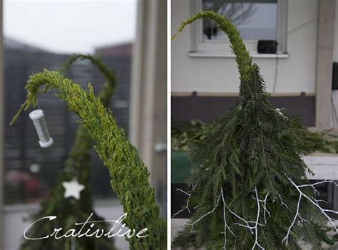 Weihnachtsbaum Aus Zweigen Binden by Anleitung Weihnachtsbaum Aus Zweigen Europ 228 Ische