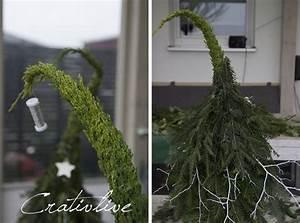 Weihnachtsbaum Aus Draht : diy tannenbaum mit zipfelm tze creativlive ~ Bigdaddyawards.com Haus und Dekorationen