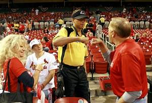 For Beer Vendors Cardinals Playoff Run Means Extra