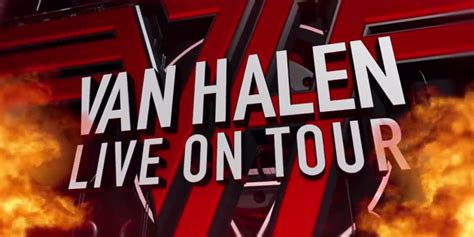 Halen News Desk by Halen 2015 Tour Trailer Halen News Desk