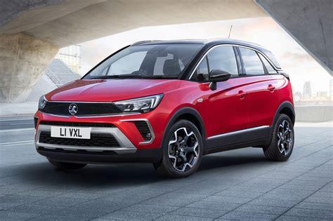 New Vauxhall Crossland gets fresh family face   CAR Magazine