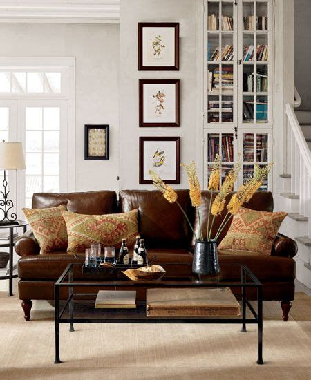 Living Room Wall Decor Pottery Barn by Pottery Barn Living Rooms Living Room Decorating Ideas