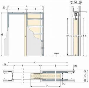 Dimension Plaque De Platre : porte coulissante syntesis line eclisse eclisse france ~ Dailycaller-alerts.com Idées de Décoration