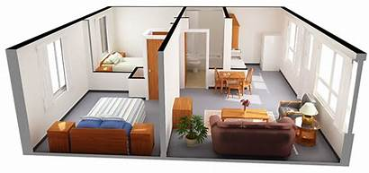 Aggie Apartments Housing Village Bedroom Colorado University