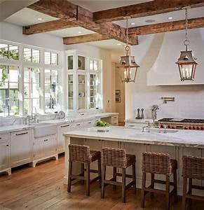 Ways to create a french country kitchen interior