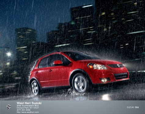 Suzuki Dealership Ny by 2012 Suzuki Sx4 For Sale Ny Suzuki Dealer Near Buffalo