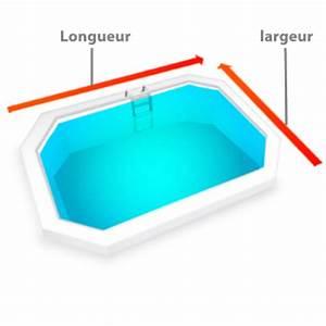 Bache Piscine Hiver Sur Mesure : b che piscine hiver pour piscine hors sol octogonale allong e ~ Mglfilm.com Idées de Décoration