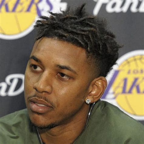 nick young haircuts hairstyles  update