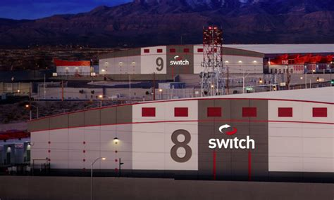 switch colocation data center las vegas