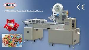 Mini Wrap Machine  Confectionery Packaging Machine
