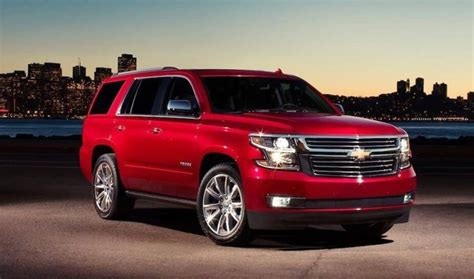 Chevrolet Tahoe 2020 by 2020 Chevrolet Tahoe Overview Price And Release Date