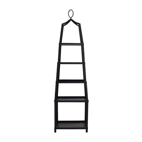 Black Etagere by 70 Ballard Designs Ballard Design Grand Tour Black