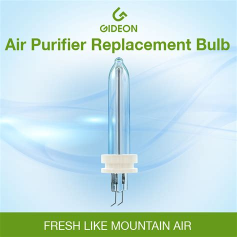 » Gideon™-Replacement Bulb for Gideon™-Plug-in Air Purifier