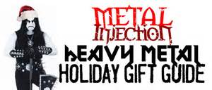 heavy metal holiday gift guide 2012 metal injection