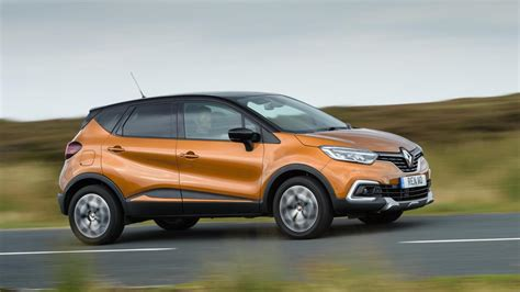 new renault captur 2017 2018 renault captur review top gear