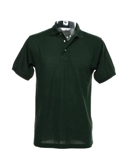 Greenlight Classic Polo Grey shop classic fit workwear polo superwash kustom