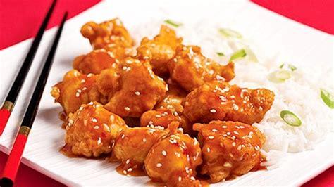 cuisine canal poulet général tao