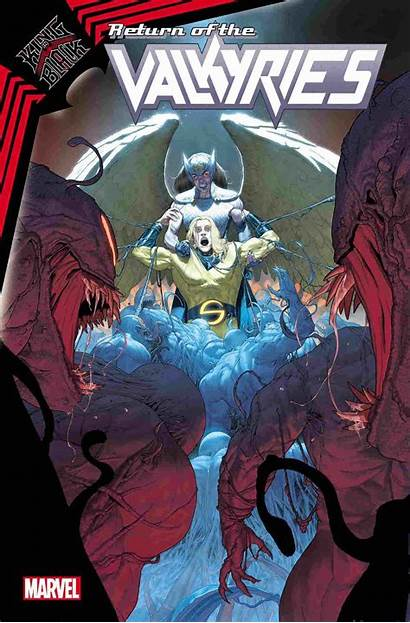 King Valkyries Return Marvel Comics 2021 Sentry