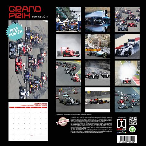 grand prix calendars ukpostersabposterscom